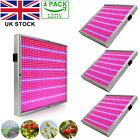 120W LED Grow Light Hydroponic Plants 1365 LEDs Greenhouse Plants Growth Lamp