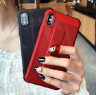 Mesh Ring Soft Silicone TPU Case for iPhone X 8 7 6 6S Plus Cover Shockproof