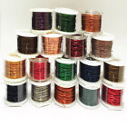 Enameled Copper Jewelry Craft Wire 12-32 Gauge & 5-200 Ft Length
