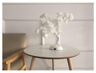 white sculpture lamps