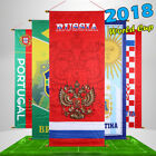 brazil flags - 2018 Russia World Cup National Teams flags team logo Decoration posters Hanging