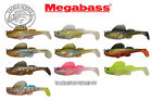 Kyпить Megabass Dark Sleeper Weedless Paddletail Swimbait 3in 3/8oz - Pick на еВаy.соm