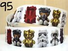 Grosgrain Ribbon Star Wars Babies (1m, 2m or 5m) $2.2 AUD on eBay