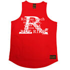 Ride As Much Or As Little Cycling funny Birthday TRAINING VEST