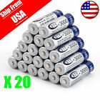 lycamobile usa recharge - 4-20X BTY AA /AAA Rechargeable Battery Recharge Batteries 1.2V 3000mAh Ni-MH USA