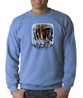 Gildan Crewneck Sweatshirt Sports Hockey Explosion