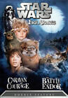 Star Wars Ewok Adventures: Caravan of Courage/ The Battle for Endor REGION 1 ** $23.99 USD on eBay
