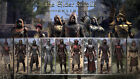 Elder Scrolls Online ESO Crafted 5 Piece Armor Set in Epic Purple Quality PC NA