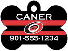 Carolina Hurricanes Custom Pet Id Dog Tag Personalized w/ Name & Number $9.87 USD on eBay