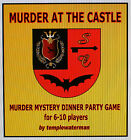 'HALLOWEEN' GOTHIC HORROR MURDER MYSTERY DINNER PARTY GAME ~ FOR 6-10 PLAYERS**