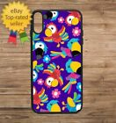 Flying Toucan Bird Print Phone Case for iPhone Galaxy 5 6 7 8 9 X XS Max XR