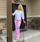 Lilly Pulitzer NWT Georgia May Pants in Multi Playa Hermosa $138