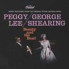 Beauty and the Beat! [Bonus Tracks] [Remaster] by Peggy Lee (Vocals) (CD, May-20