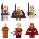 Game of Thrones Mini Figures NEW UK Seller Fits Major Brand Blocks Bricks TV