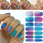 3D DIY Water Transfer Nail Art Wraps Stickers Decals Polish Stickers .Tip Gift-,