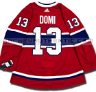MAX DOMI MONTREAL CANADIENS HOME AUTHENTIC PRO ADIDAS NHL JERSEY $134.23 USD on eBay