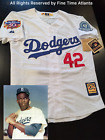 Limited Edition Jackie Robinson 50th Anniversary Color Barrier Dodgers Jersey