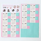 Calendar+Index+Stickers+Label+Decorate+Category+Office+Notes+School+Supplies