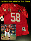 NEW Derrick Thomas Kansas City Chiefs Mens MN 1994 Style Home Throwback Jersey