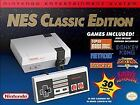 Nintendo Entertainment System NES Classic Edition Brand New Authentic Genuine