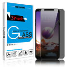 For LG Stylo 4/4+ Plus/Q Stylus Anti-Spy Privacy Tempered Glass Screen Protector
