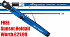 Sunset Aryana Power 4.2m 14ft 3.5-7oz + Free Sunset Rod Holdall