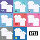 BT21 Official Authentic Goods T-Shirts 2ea BTS (with tracking number)