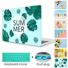 """3D Hard Crystal Case Keyboard Cover for Macbook Air Pro Retina 11"""" 12"""" 13"""" 15"""""""