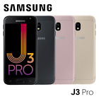 Samsung Galaxy J3 PRO J330F LTE Android 7.0 16GB 13MP Factory Unlocked GSM Phone