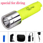 Внешний вид - Underwater Swim Diving Scuba LED Flashlight Waterproof 18650 Torch Lamp Lantern