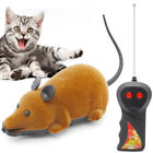 Funny Electric Wireless Rat Mouse Interactive Toy for Pet Cat Dog 3 Colors