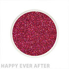 Glitter Glamour Holographic Loose Glitter Happy Ever After Shimmer Powder