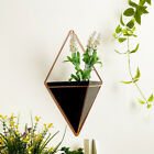 Wall Hanging Plant Pot Geometric Wall Decor Container Hanging Planter Vase Box