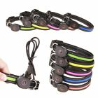 Hot Sale New LED Dog Collar USB Rechargeable For Pets Nylon Led Rechargeable Usb