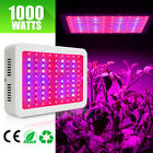 Full Spectrum 1000W LED Grow Light Panel Lamp Indoor Hydroponic Plant Veg Flower