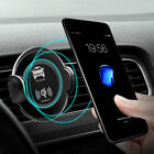 Qi Wireless Charger Car Charging Phone Mount Holder For iPhone X Samsung S9 S9+