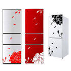 Removable Flower Refrigerator Wall Stickers Art Decal Vinyl Kitchen Home Decor
