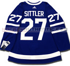 DARRYL SITTLER TORONTO MAPLE LEAFS HOME AUTHENTIC PRO ADIDAS NHL JERSEY