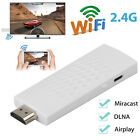 Wifi 1080 Wireless Airplay Phone Screen to HDMI Mirror Display TV Dongle Adapter