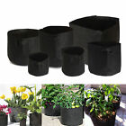 Smart Prune Pots Plant Grow Aeration Container Reusable Fabric - 3 Bag Pack