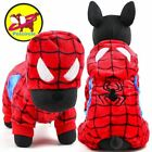 2017 petcircle hot sale winter Pet Dog Clothes Clothing For Small Large spiderma