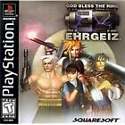 Ehrgeiz - PlayStation 1 (PS1) Game Complete In Box With Manual