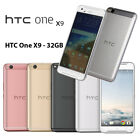 HTC One X9 - 32GB - Unlocked SIM Free Smartphone Mobile Various Colours