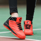 Mens Athletic Sport Basketball Shoes Casual Breathable Running Sneakers Trainers
