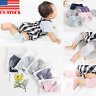 US 1Pair Knee Pads Crawling Protector Leg Short Kneecaps Safety Support For Baby