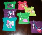 New Easter Bunny Toddler Kids Girls Dress T Shirts Tee Surf