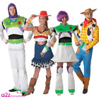 ADULT TOY STORY DISNEY FILM WOODY, BUZZ, JESSIE MENS LADIES FANCY DRESS COSTUME