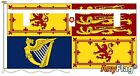 ROYAL STANDARD OF PRINCE EDWARD(EARL OF WESSEX) MADE TO ORDER VARIOUS FLAG SIZES