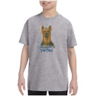 Youth Kids T-shirt Precious And Perfect Dog Puppy k-690
