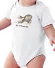 Infant creeper bodysuit One Piece t-shirt My Cat Kneads Me Kitten Kitty k-695